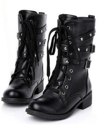La Chic Pick Boots