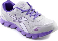 Lancer Purple Running Shoes(Grey, Purple)