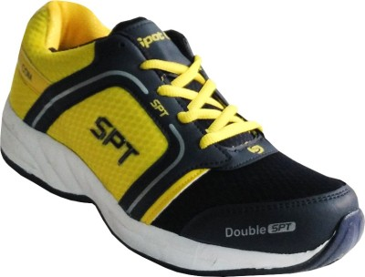Spot On FKSP-E-253-NBLU-YLW Running Shoes
