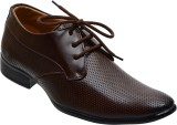 Citrc Party Wear Shoes (Brown)