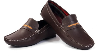 BXXY Brown Loafer Loafers