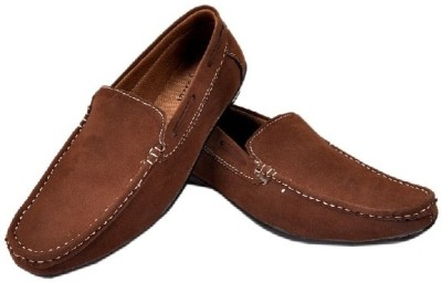 Fashion Zone Brown Loafers