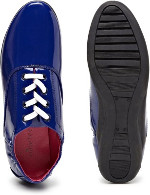 Nineteen Glossy Lace-Up Brogue Corporate Casuals