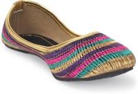 Paduki Ethnic Footwear Casuals(Multicolor)