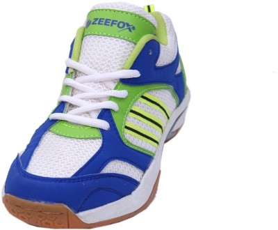 Zeefox 3300F-GREEN Badminton Shoes(Green)