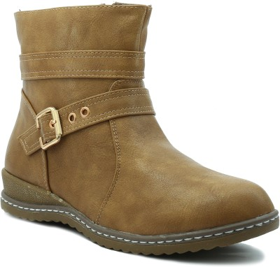 Shuberry Boots(Beige)