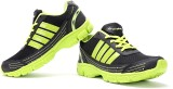 Elligator Running Shoes (Green, Black)