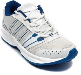 Ziesha Training & Gym Shoes (White, Blue...