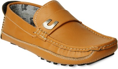 Ten Funky and Stylish Loafers(Tan)