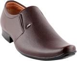 Smart Wood 2511 BRN Slip On Shoes (Brown...
