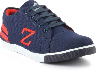 APF Blue Casual Shoes Casuals Shoes