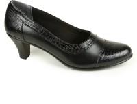 Senorita By Liberty LOK-109-BLACK Slip On Shoes(Black)