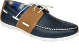 Opticalfootwear Loafers (Blue)