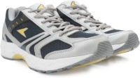 Power Men Running Shoes(White, Black)