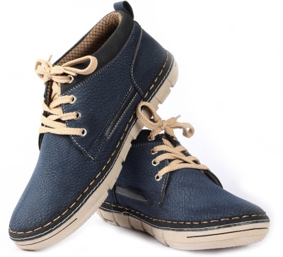 Moladz Roxx Blue Casual Shoes