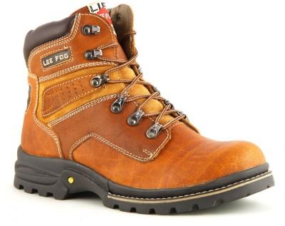 Lee Fog 1483tan Boots
