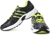 Adidas Adi Fiero M Running Shoes(Black, Navy, Green)