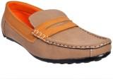 Fescon Susade Loafers (Beige)