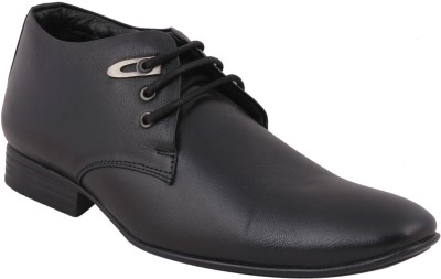 Maly M-12-BLACK Lace Up