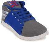 11e Hgs5 Casual Shoes (Blue, Grey)