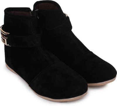 Moonwalk Boots(Black)