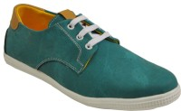 Adjoin Steps Durby-01 Casual Shoes(Green)