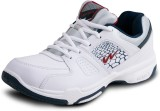 Campus Running Shoes (White, Blue)