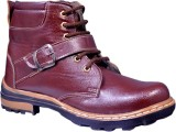 Waterlemon Cool & Trendy Boots (Red)