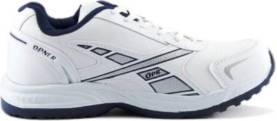 DK Derby Kohinoor White Sports Walking Shoes