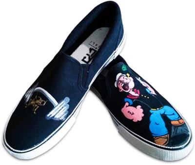 F-Gali Popeye Casual Shoes