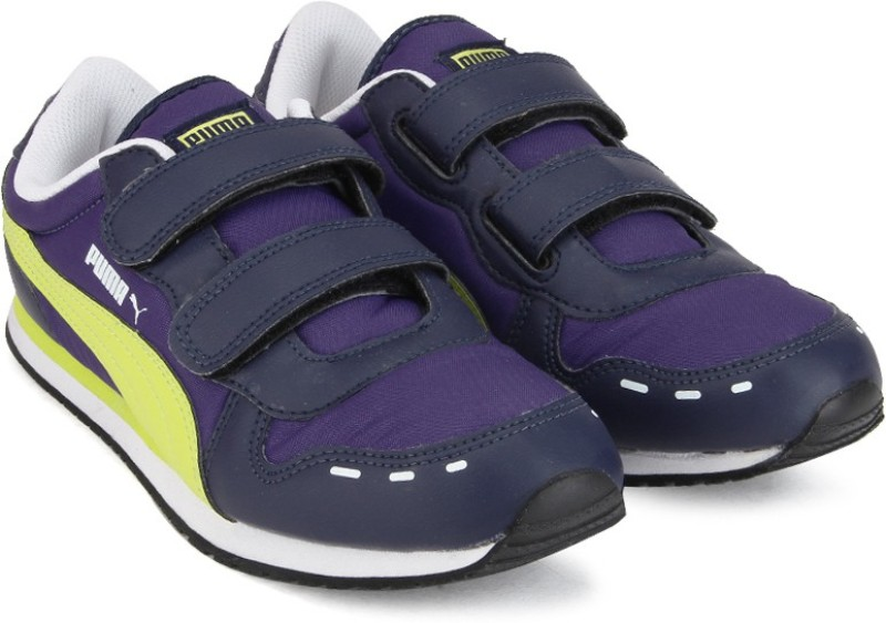 Puma B-GRADE-Cabana Velcro Jr DP Casual Shoes