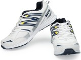 Touchwood Trump3 White Sports Running Sh...