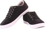 Hitansh India Canvas Shoes (Black)
