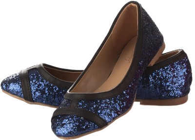 Vero Couture Glittering Blue Bellies