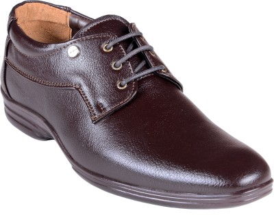 Liberty Formal Brown Shoes Slip On