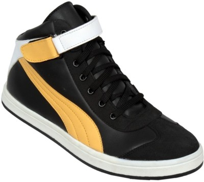 Ztoez Yellow Casual Shoes