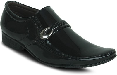 Get Glamr Patent Slip On Shoes
