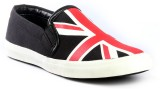 Cool River casual shoe (Black)