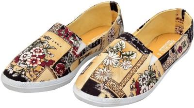 Shopaholic Fashion Printed Floral Casual Shoes