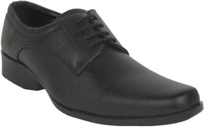 Firemark 02 Black Formal shoe