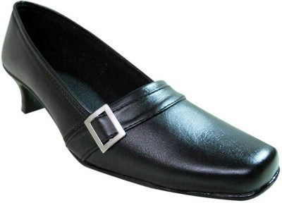 Recent Collection Black Slip On Shoes