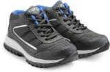 Corpus Running Shoes (Black, Blue)