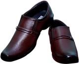 Black Bull Xjohn-Brown Party Wear Shoes ...