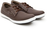 Drex Corporate Casual Shoes (Brown)