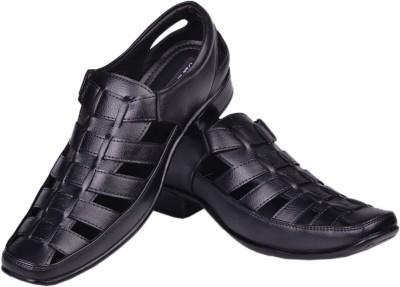 San Bushman Black Casual Shoes Casuals