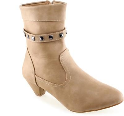Shuz Touch Boots(Beige)