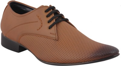 Maly M-18-TAN Lace Up
