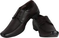 Guardian Simple Delight Lace Up Shoes(Black)