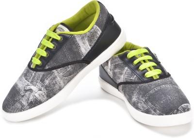 Larson Men's Blue Outdoor Canvas Shoes