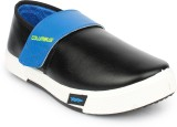Columbus Sneakers (Black, Blue)